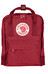 Fjällräven Kanken Backpack Kids deep red